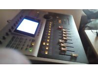 CLASSIC YAMAHA AW2816 16 track recorder with cd drive