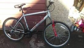Apollo Bicycle, push bike, mountain bike