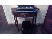 LG dvd recorder and surround sound system