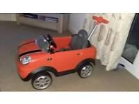 Child push a long mini