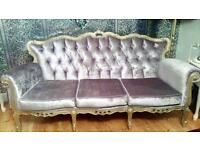 couch Bespoke French