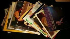 Old records in mint condition 60s 70s vinyls