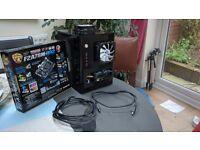Mini Gaming PC Custom Quad Core Amd A8-6600k 3.9Ghz, Radeon R9 280 3GB,DDr3 8gb