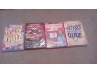 4 Dvd Quiz Games Free Delivery