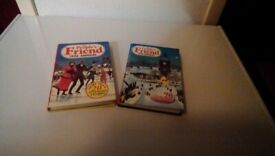 The People's Friend 1996 and 1999 Annuals