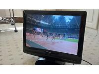 "Toshiba LCD 19"" TV/DVD combo"