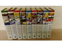 Readers Digest book set
