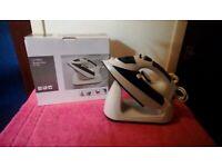 Brand New Cordless Steam Iron YB-205B 1800-2200W in box