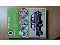Fiat 126 workshop manual.