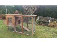 Rabbit hutch/chicken coop