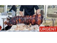 Hog Roast Catering Business for sale