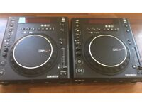 Reloop rpm 2.5 alpha cdj pair