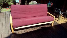 Sofa futon bed