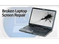 Replacement laptop screens repair repaired
