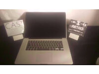 MAXED OUT = APPLE MACBOOK PRO 10,1 I7 2.7Ghz 16GB 512GB SSD 15 + EXTRA SOFTWARE PACKAGE!