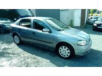 04 Vauxhall Astra 1.4 LS 5 DOOR Only 61000 Mls MOT 10/06/2019 Nice car Can be seen anytime