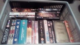 20 Dvd Box Sets All Like New Free Delivery