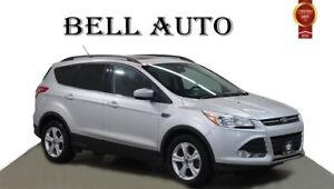 2014 Ford Escape SE 4X4 LEATHER PANORAMIC SUNROOF