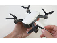 DJI Spark - New - UK Stock - Free Battery when ordered
