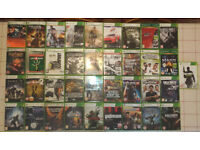 37 xbox 360 games for sale