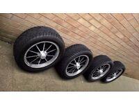 "5x112 15"" BRM Alloy Wheels VW Seat Skoda Audi"