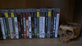 PS3 + Games