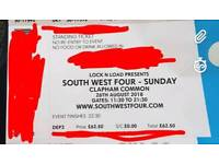 South West Four Sunday ticket