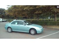Rover 75 auto diesel 2003, lovely drive. BMW engine with no problems,good tyres, only 93k.
