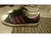 *NEW* Adidas 90's superstars size 9 Unisex