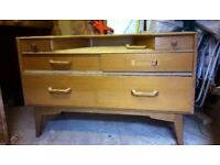 G plan dressing table 1950