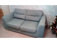 MUST GO THIS WEEKEND, FREE!! 2 + 3 seater sofa set (pick up only)