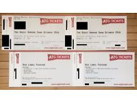 Two Tickets - Rocky Horror Picture Show - Manchester Opera House - 29/10/16
