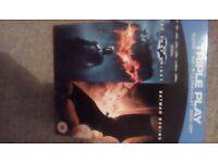 Batman Begins/Dark Knight Triple Play Blu Ray