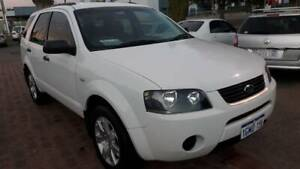 2008 FORD TERRITORY TX SY MY07  AUTO Kenwick Gosnells Area Preview