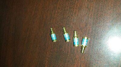 Suhner 50 Ohm .5 Watt Termination Lot Of 4