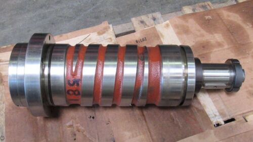 SPINDLE,  # 40 TAPER, PARTS  FROM KITAMURA MYCENTER-2 CNC MILL VMC