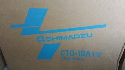 Shimadzu Cto-10a Vp Column Oven New