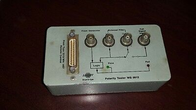 Bruel Kjaer Wb 0912 Polarity Tester