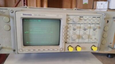 Tektronix Tds350 Oscilloscope Passes Power Up Fail Cal