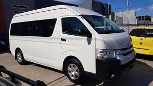 2014 Toyota Hiace Van/Minivan Sunshine North Brimbank Area Preview