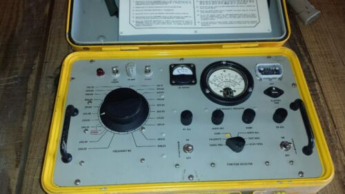 AN/ARM-78 Radio Test Set By Magnavox!