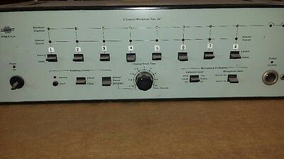 Bruel Kjaer Type 2811 8 Channel Multiplexer