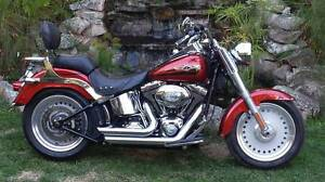 2008 Fatboy Harley Davidson Maryborough Fraser Coast Preview