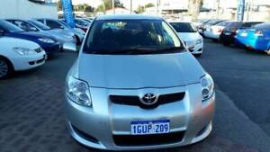 2008 TOYOTA COROLLA AUTO HATCHBACK Kenwick Gosnells Area Preview