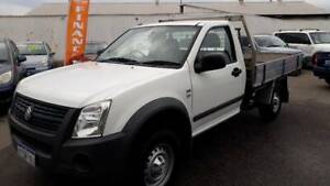 2007 HOLDEN RODEO  C/CHAS 3.6L V6 5 SP MANUAL Kenwick Gosnells Area Preview