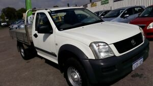 2003 HOLDEN RODEO LX RA C/CHAS 3.5L V6 5 SP MANUAL        Kenwick Gosnells Area Preview