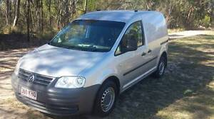 2007 Volkswagen Caddy Van/Minivan Spring Hill Brisbane North East Preview