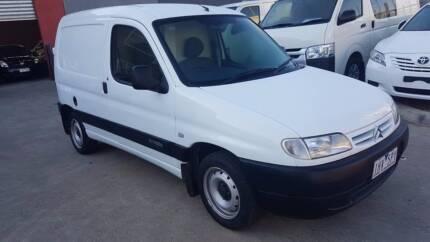 2002 Citroen Berlingo Van/Minivan Sunshine North Brimbank Area Preview