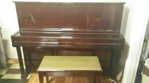 PIANO BRASH PALING - UPRIGHT URGENT SELL - PICK UP ONLY - REVESBY Revesby Heights Bankstown Area Preview