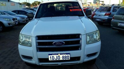 2007 FORD RANGER XL (4x2) PJ DUAL CAB P/UP 3.0L DIESEL TURBO Kenwick Gosnells Area Preview